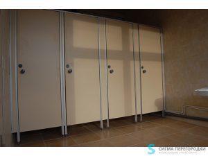 Декор ЛДСП для сантехнических перегородок