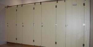 Размеры сантехнических перегородок для санузлов